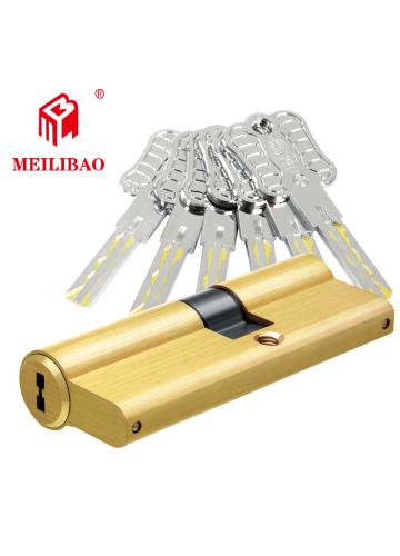 第六代超B级锁芯C级叶片锁芯